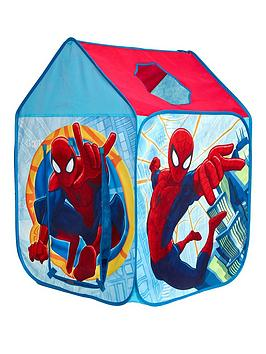 Worlds Apart Spiderman Wendy Play House Tent