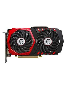 msi-msi-nvidia-geforce-gtx-1050-ti-gaming-x-4g-pci-express-graphics-card