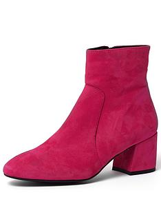 river-island-flare-heel-suede-ankle-boot-bright-pink