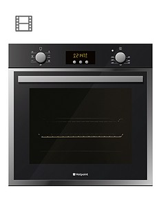 hotpoint-bz831c-60cm-built-in-single-electric-oven-black