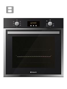 hotpoint-elegancenbspbz831ck-60cm-built-in-single-electric-oven-black