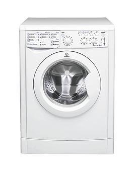 Indesit Iwsc51051Eco 5Kg Load 1000 Spin Washing Machine  White
