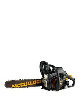 Mcculloch cs50s chainsaw littlewoods greentooth Choice Image
