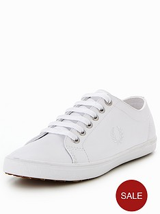 fred-perry-kingston-leather-plimsoll