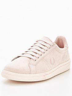 fred-perry-b721-brushed-cotton-trainer