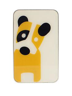 orla-kiely-orla-kiely-mini-portable-charging-power-bank-for-all-iphoneipadsmartphone-amp-all-usb-enabled-devices-dog-amp-giant-flower-spot-design