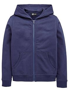 v-by-very-schoolwear-unisex-pe-school-basic-hoodienbsp--navy