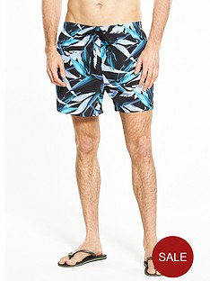 v-by-very-palm-print-swim-shorts