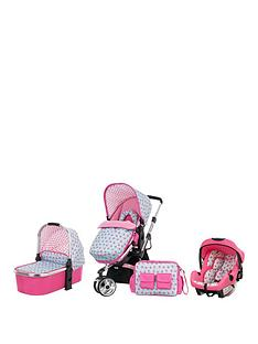obaby-obaby-chase-3-in-1-travel-system--cottage-rose