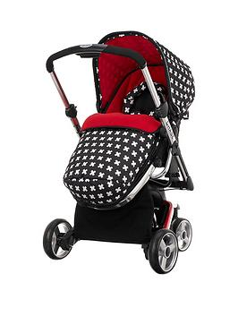 Obaby Obaby Chase 3 In 1 Travel System Crossfire