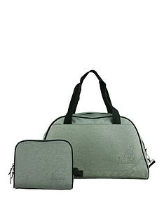 902b2bfd00 Kangol Holdall and Cosmetic Bag