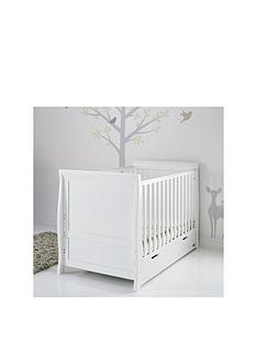obaby-stamford-cot-bed-amp-free-sprung-mattress