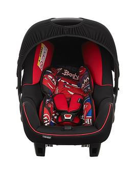 Disney Cars Group 0 Infant Carrier