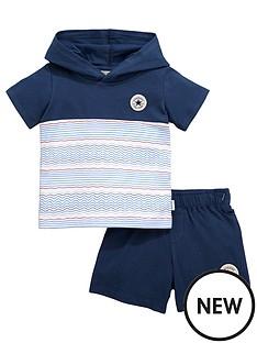 converse-baby-boys-hooded-shorts-set