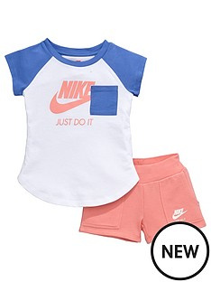 nike-nike-toddler-girl-ft-short-set