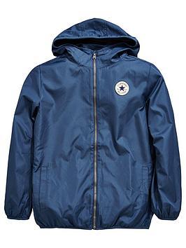 Converse Converse Boys Packable Lightweight Jacket