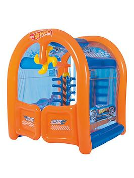 Bestway Hotwheels Car Wash