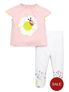 ladybird-baby-girls-ladybird-floral-set