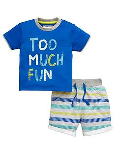 ladybird-baby-boys-too-much-fun-tee-amp-short-set