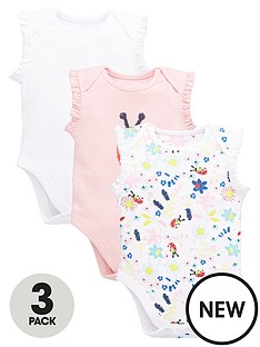 ladybird-baby-girls-3pk-ladybird-floral-sleeveless-bodysuits