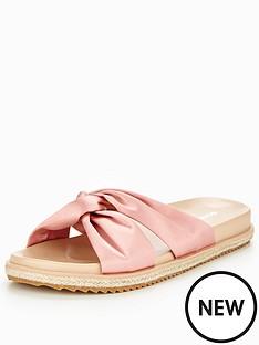 glamorous-knot-slide-sandal