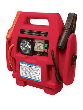 Streetwize Accessories Emergency Jump Start 12 Volt Rechargable Power Pack