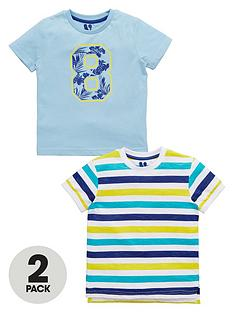 mini-v-by-very-toddler-boys-no-8-and-striped-t-shirts-2-pack