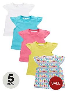 mini-v-by-very-toddler-girls-tex-mex-t-shirts-5-pack