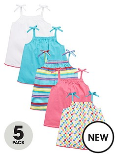 mini-v-by-very-toddler-girls-5pk-strappy-tex-mex-vests
