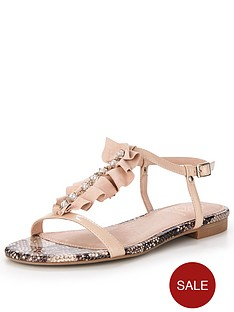 kg-napa-frill-flat-sandal-nude