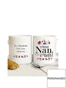 personalised-best-nan-mug