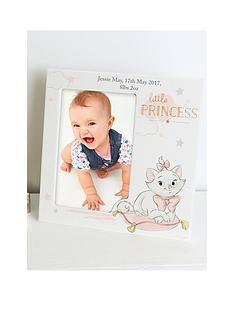 disney-disney-personalised-little-princess-marie-photo-frame