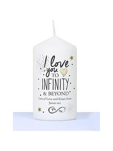 personalised-to-infinity-amp-beyond-candle