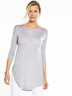 v-by-very-circle-stepped-hem-jumper