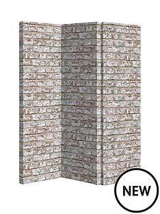 arthouse-rustic-brick-room-divider