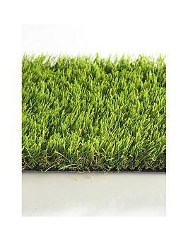 Witchgrass Trent 25Mm High Density Artificial Grass 2M X 5M  4 X 3.5M