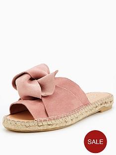 carvela-kurry-knot-slip-on-sandal