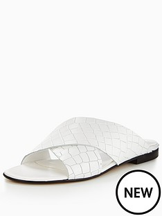 dune-labrinthnbspcroc-flat-slider-white