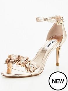 dune-magnoleanbspmid-heel-sandal-with-appliquenbsp