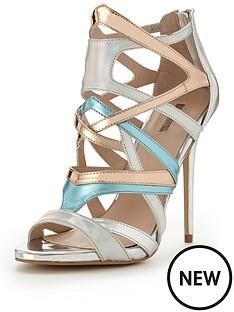 carvela-carvela-gum-multistrap-metallic-sandal