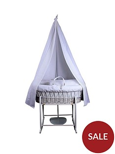 clair-de-lune-6-piece-waffle-moses-basket-starter-set-white-wicker