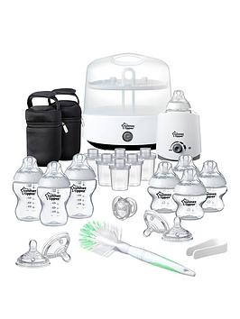 Tommee Tippee Tommee Tippee Complete Feeding Kit  White