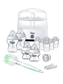 Tommee Tippee Electric Steriliser Kit Ffp