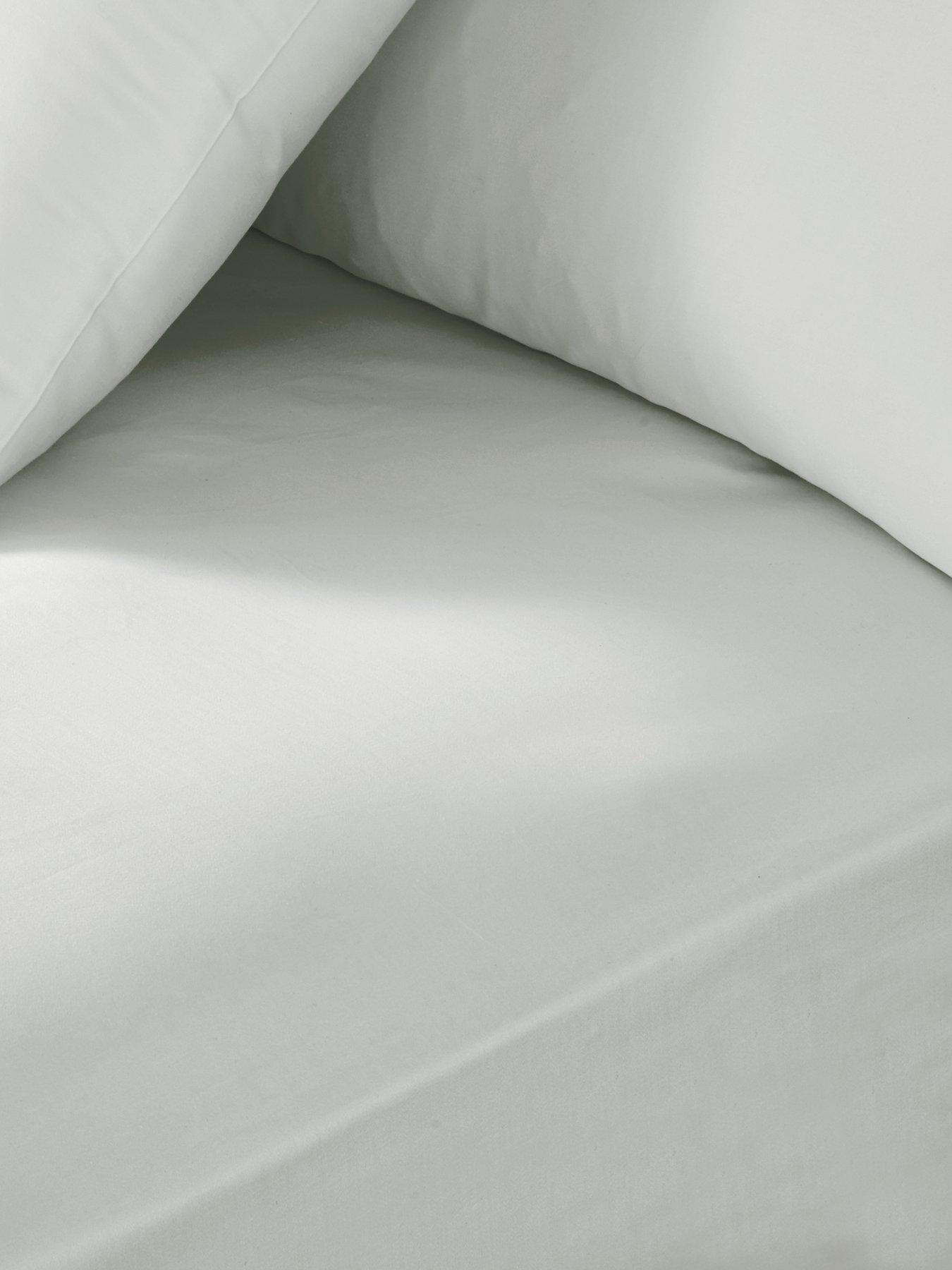 2-King Pillowcases 21 x 40 1-Fitted Sheet 78 x 80 1-Flat Sheet 108 x 102 UNK Polar Bear Sweaters King Flannel Sheet Set