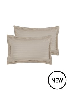 hotel-collection-luxury-300-thread-count-soft-touchnbspsateen-stripe-oxford-pillowcases-2-pack