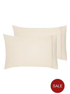 hotel-collection-luxury-400-thread-count-stitch-border-soft-touchnbspsateen-standard-pillowcases-pair