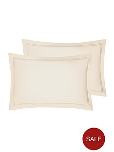 hotel-collection-luxury-400-thread-count-stitch-border-soft-touch-sateen-oxford-pillowcase-pair