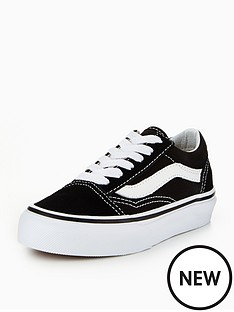 vans-old-skool-childrens-trainer-blackwhitenbsp