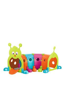 Feber Feber Febergus Caterpillar Play Tunnel Picture