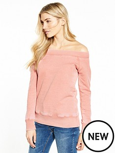 miss-selfridge-bardot-sweat
